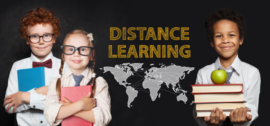 Distance Learning at Bee Best Learning Center